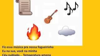 Baixar Voz ELAYNE MOREIRA Composição ANSELMO OLIVEIRA - ''Música para fogueirinha (com céu nublado...)''