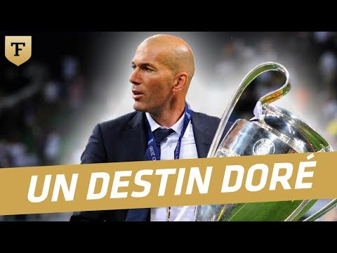 Saga Zidane : Un destin en or (entraîneur du Real Madrid)
