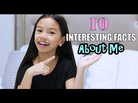 10 Interesting Facts About me + A Cute Special Guest