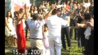 Bojnik 2009 Krstenje Sare i Milice