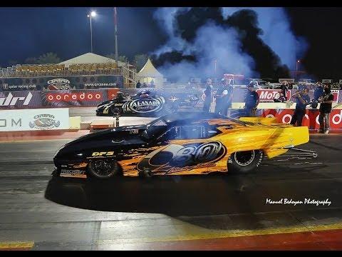 Arabian Drag Racing League 2014 - Round Six - Qualifying - Full