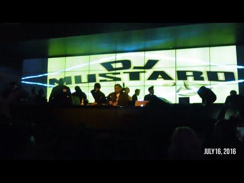DJ MUSTARD LIVE!!