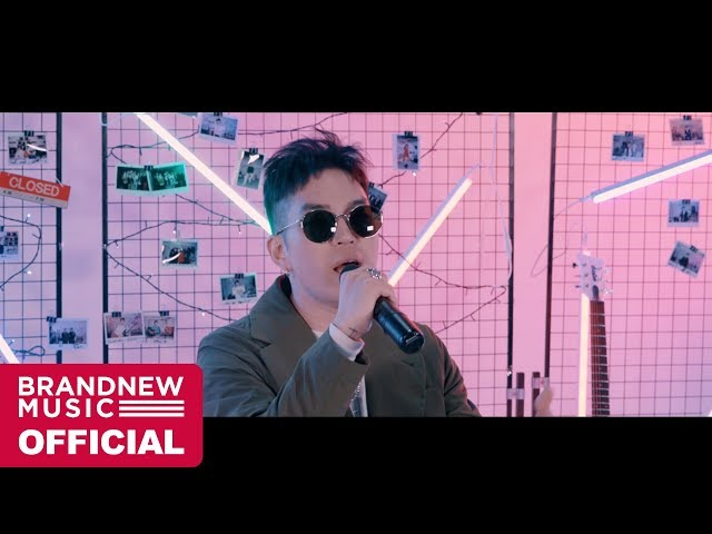 범키(BUMKEY) 'DANCING ON GLASS' LIVE CLIP