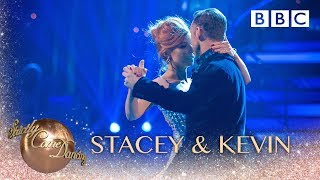 Stacey Dooley & Kevin Clifton Waltz to 'Moon River' by Audrey Hepburn - BBC Strictly 2018