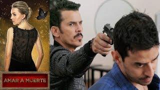 Resumen: El alacrán descubre que lo traicionaron  Amar a muerte  Televisa
