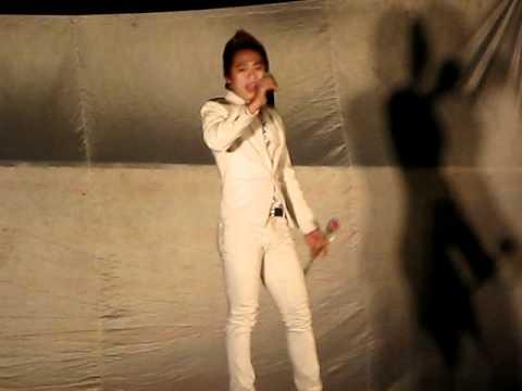 [Live] Châu Khải Phong in Hà Tiên 25/1/2012