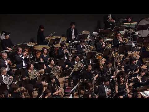 Hiroshima Wind Orchestra Excerpt Lamentation of Archangel Michael  Genba Fujita
