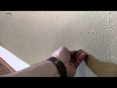 Finding wall studs the easy way!