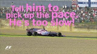 2017 Japanese Grand Prix: Best of Team Radio