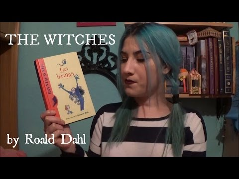 #MGMayReads & #mayreadaboutwitches   The Witches, By Roald Dahl