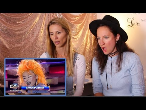 Vocal Coach REACTS to ESANG DE TORRES as CYNDI LAUPERTrue colours