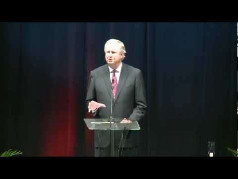 ASQ 2012 Keynote speaker highlights - James Albaugh, The Boeing Company