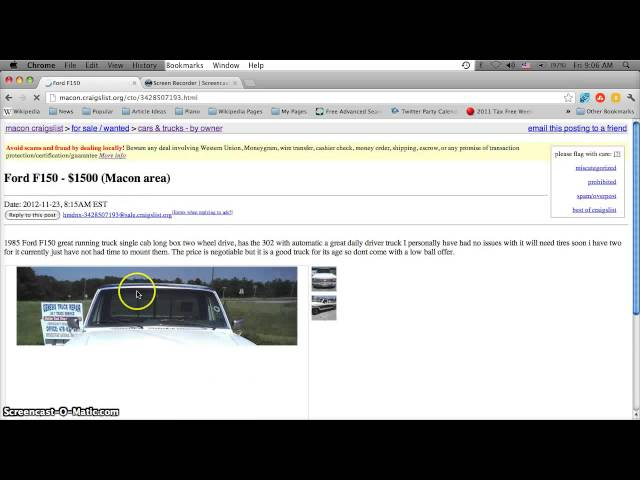 Craigslist Warner Robins Used Cars and Trucks - Affordable For Sale