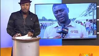 Badwam Sports on Adom TV (16-1-18)