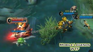 WTF Funny Moments Episode #889 | Mobile Legends WTF