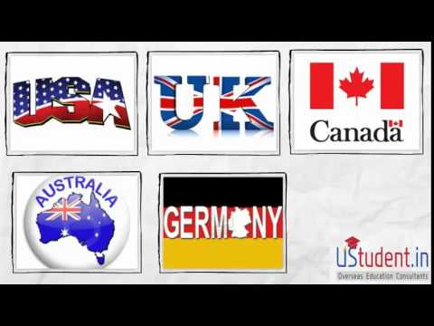 Study Abroad Consultants in Hyderabad - USA, UK, Canada, Germany, Singapore