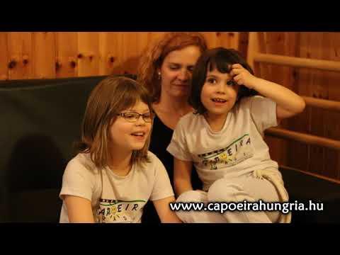 Miért jó Panacánál edzeni? - elmondják a gyerekek! :) I Capoeira Brasil Budapest/Érd