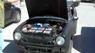 Vehiculo electrico en Tijuana honda cuope 600 1972