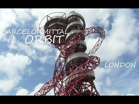 Arcelormittal Orbit - Queen Elizabeth Olympic Park
