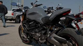 The Monster 1200 S surprised me! | Ducati Demo Day