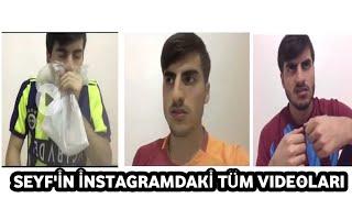 Video SEYF'İN İNSTAGRAMDAKİ TÜM VIDEOLARI 2018 download MP3, 3GP, MP4, WEBM, AVI, FLV September 2018