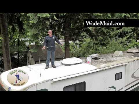 Part 1 - Washing a Dirty RV With Beast Wash