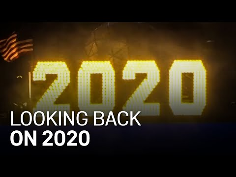 2020: A Look Back at the Longest 12 Months Ever