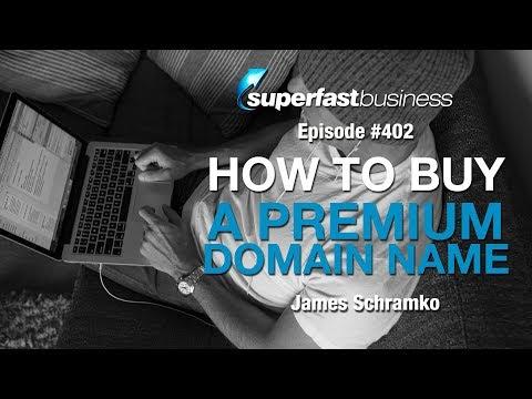 How To Buy A Premium Domain Name