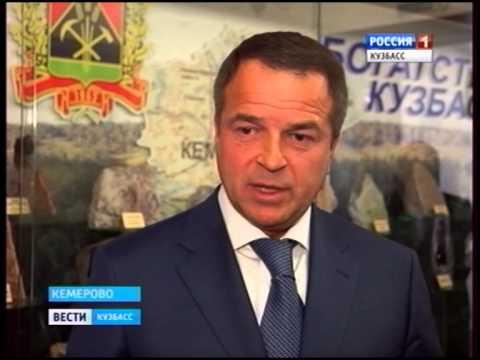 В Яшкинском районе открылся самый большой в Кузбассе тепличный .
