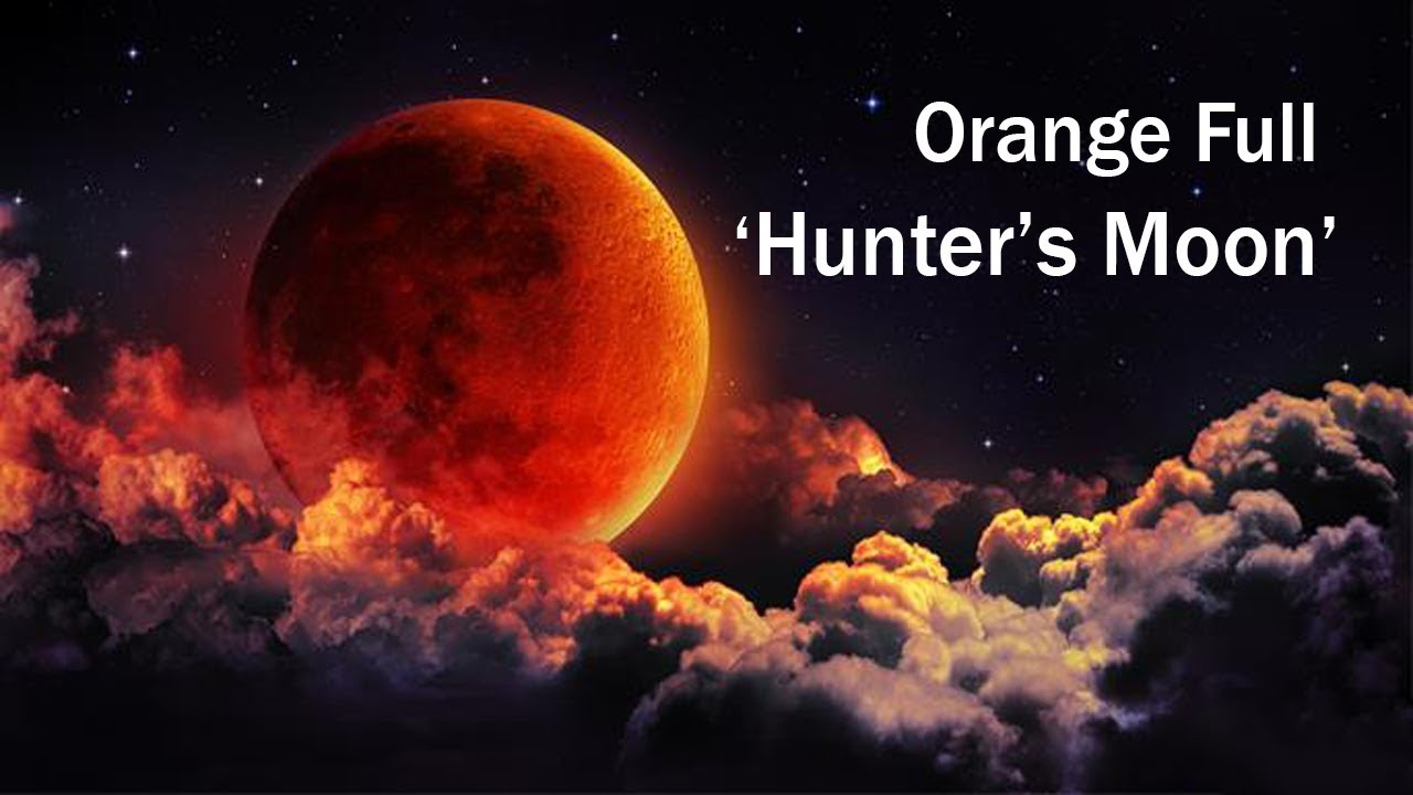 See the Full Hunter's Moon Shine Bright Tonight