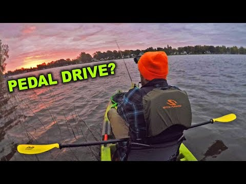 Reasons Why I Want To Get A Pedal Drive Kayak
