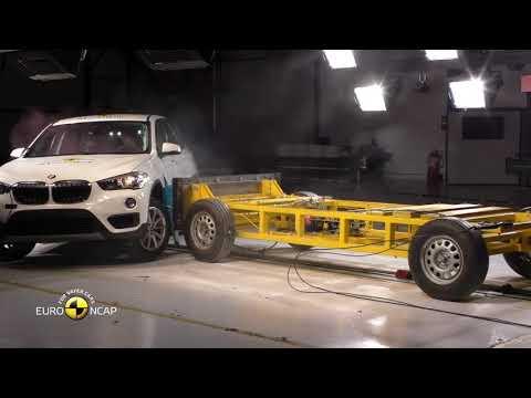 Euro NCAP Crash Test of BMW X1 / X2