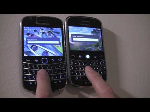 BlackBerry Bold 9900 / 9930 Compared to other Bolds