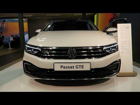 NEW 2020 Volkswagen Passat GTE - Exterior & Interior