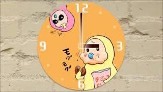 めめたん時計 for Android