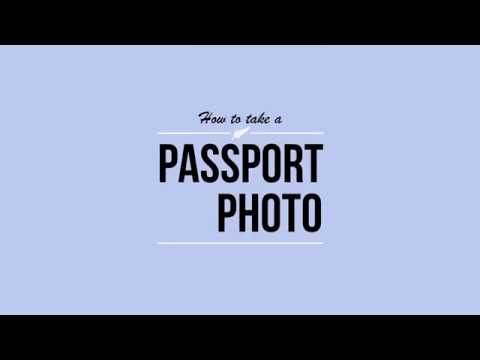 How To Take A Passport Photo With Your Samsung