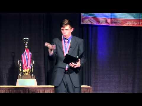IHSA 2013 State Champion Prose Reading