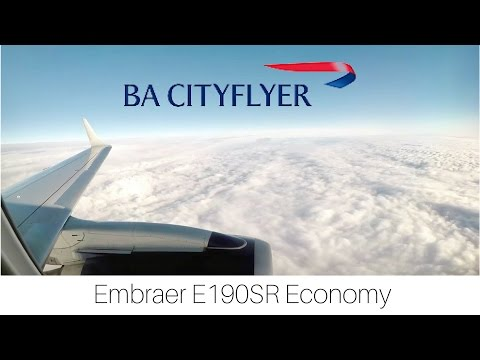 Trip Report | British Airways | London - Amsterdam | Euro Traveller |  Embraer E190SR