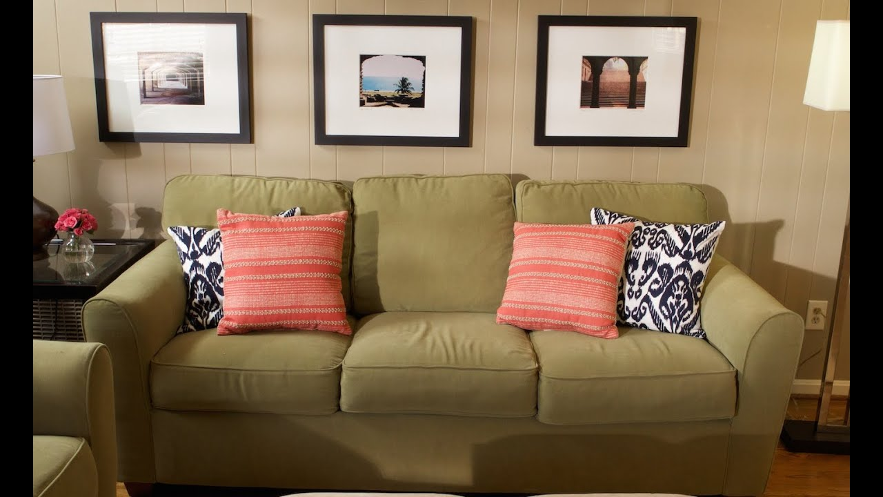 living room refresh 3 easy ways to update your living room youtube