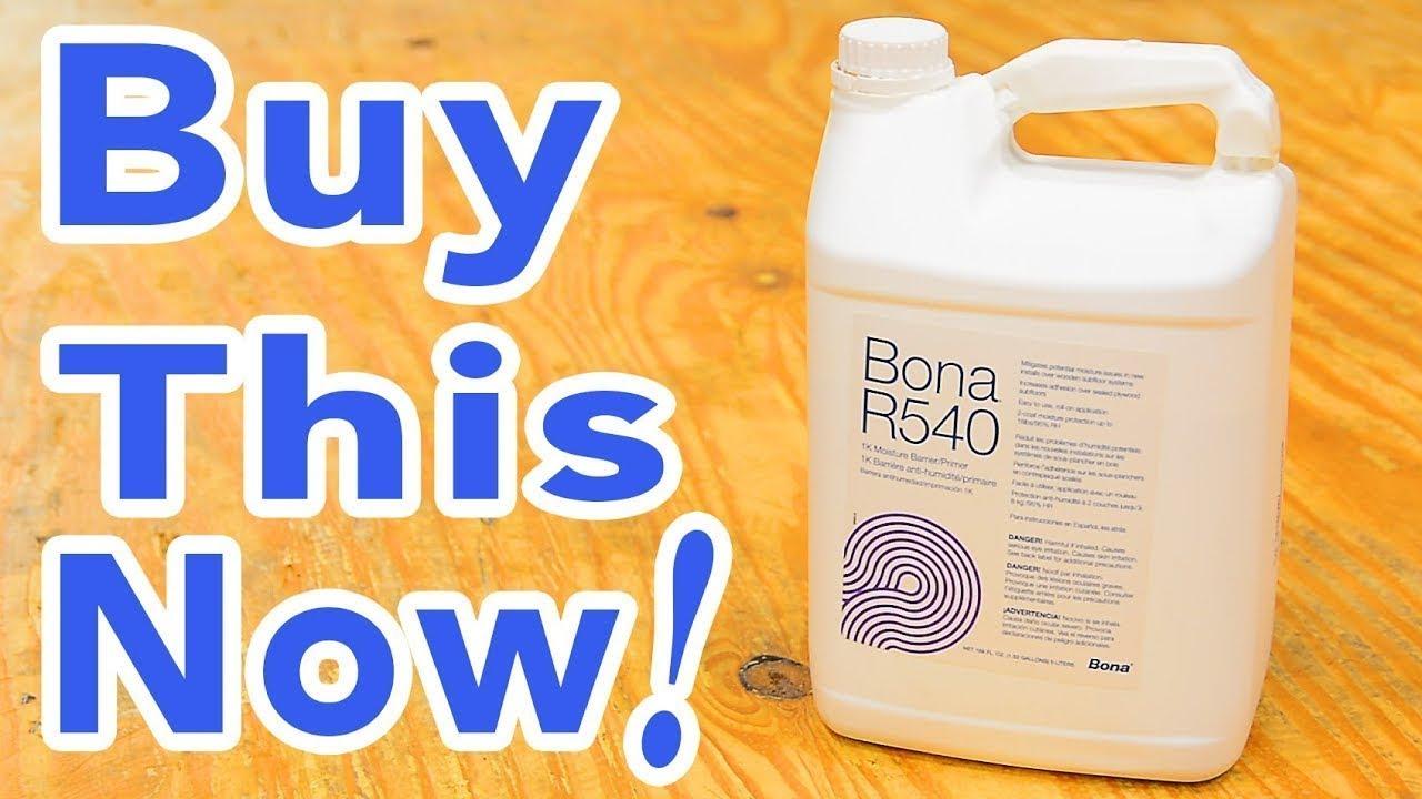 Glue Assist Like Never Before! | Bona R540 at City Floor Supply