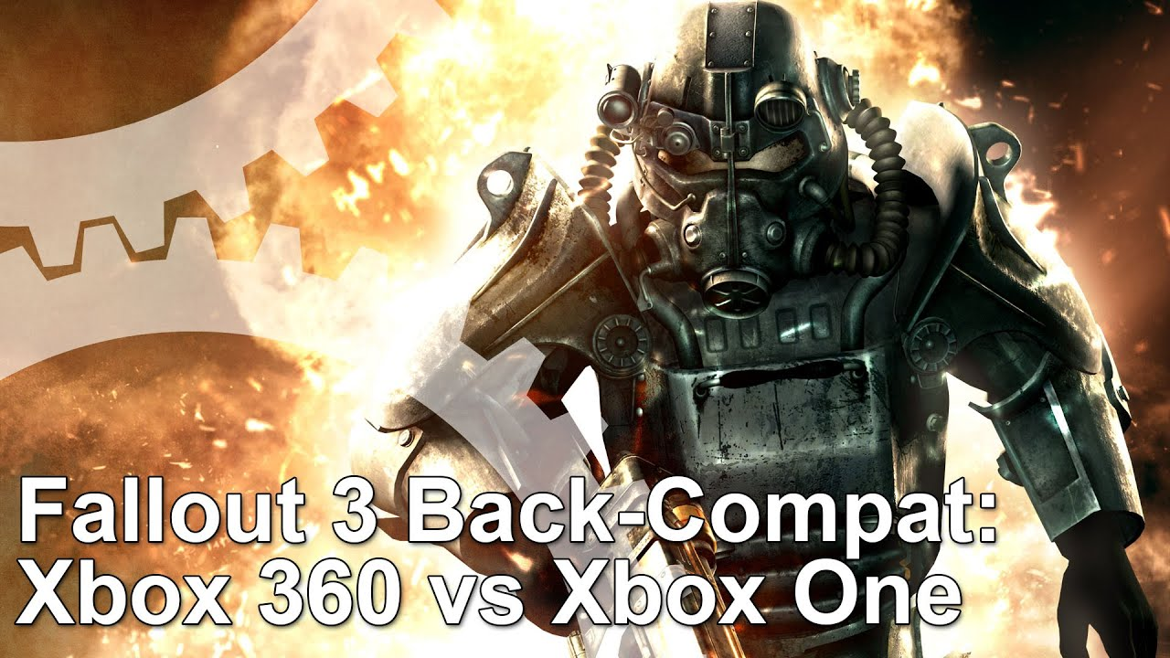 Fallout 3 shows Xbox One backward compatibility at its best