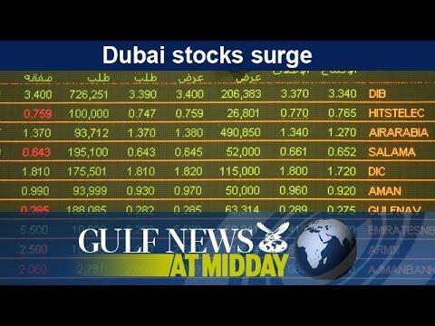 Dubai stocks surge - GN Midday