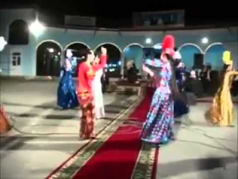 Uzbek Türkleri düğün eğlenceleri