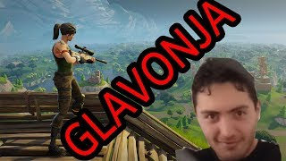 BALKANAC LE PREMIER TEMPS PLAY le FORTNITE-✔ Noob-✔ Bot