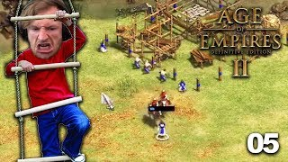 Scout Rush | Age of Empires 2 DE Ranked [#05]