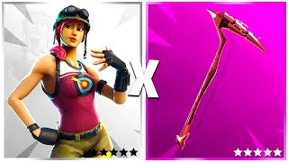 🔥I CHOSE YOUR SUPER COMBO OF SKIN ULTRA TRYHARD on FORTNITE!!