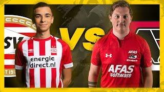 #PSVAZ | Stefano Pinna vs Melvin Boere | Poule B | Speelronde 1 | PS4 | eDivisie 1819
