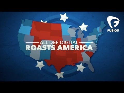 All Def Digital Roasts America | Fusion 2016 LIVE Election Day Special