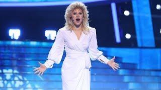 Lucía Gil imita a Bonnie Tyler - Tu Cara Me Suena