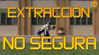Extracción No Segura - Corto Liceo Salvadoreño